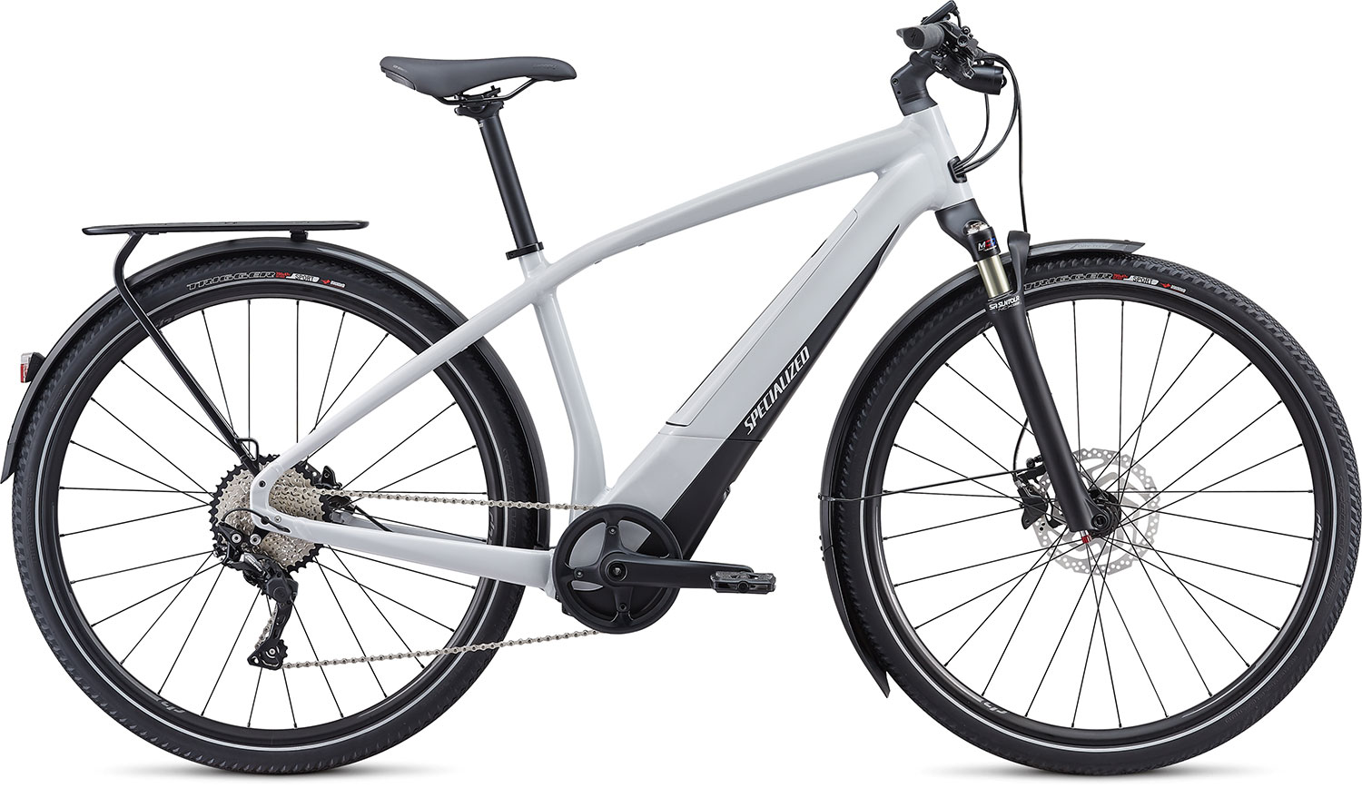 elektrokolo Specialized Vado 4.0 2021 gray/black/silver