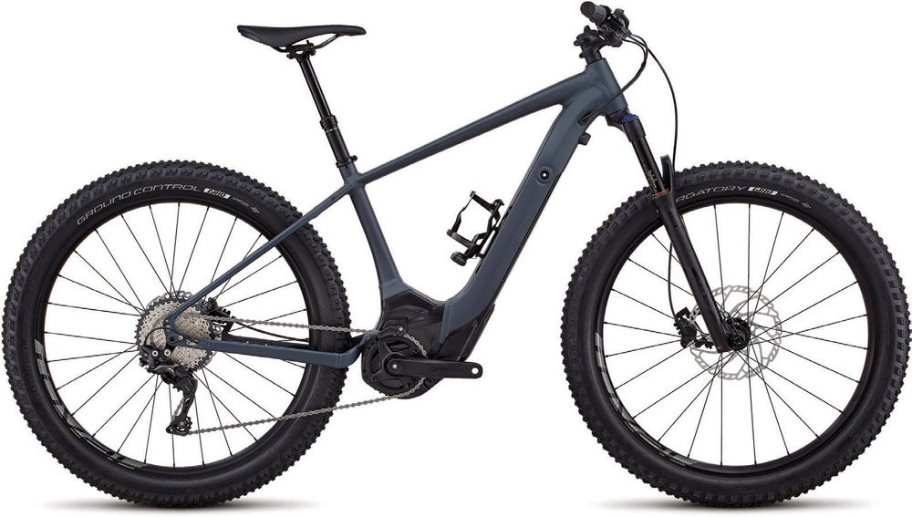 horské elektrokolo Specialized Levo HT Comp 6fattie 2018 gloss carbon gray/black