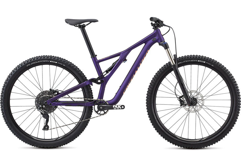 "dámské horské kolo Specialized Stumpjumper FSR Women's ST 29"" 2019 satin gloss/purple"