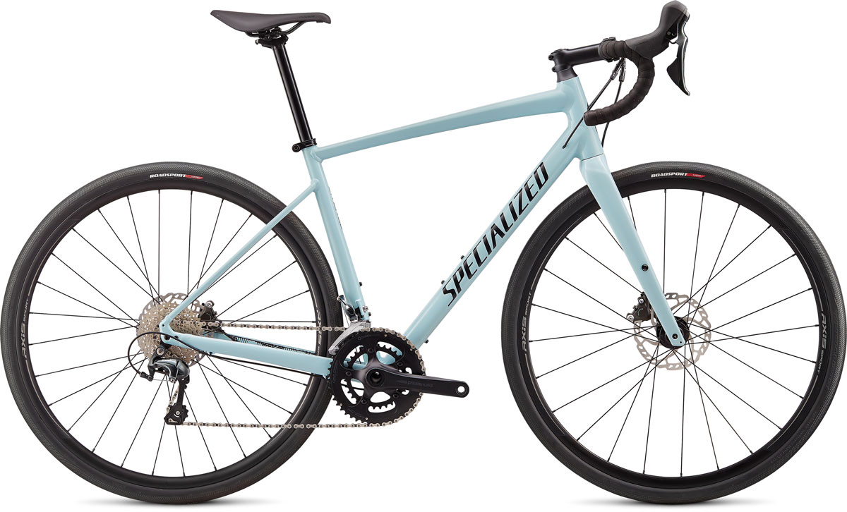 silniční kolo Specialized Diverge E5 Elite 2020 gloss blue/black
