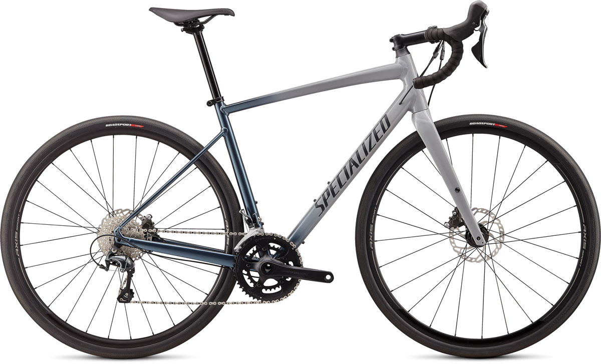 silniční kolo Specialized Diverge E5 Elite 2020 gloss/satin gray