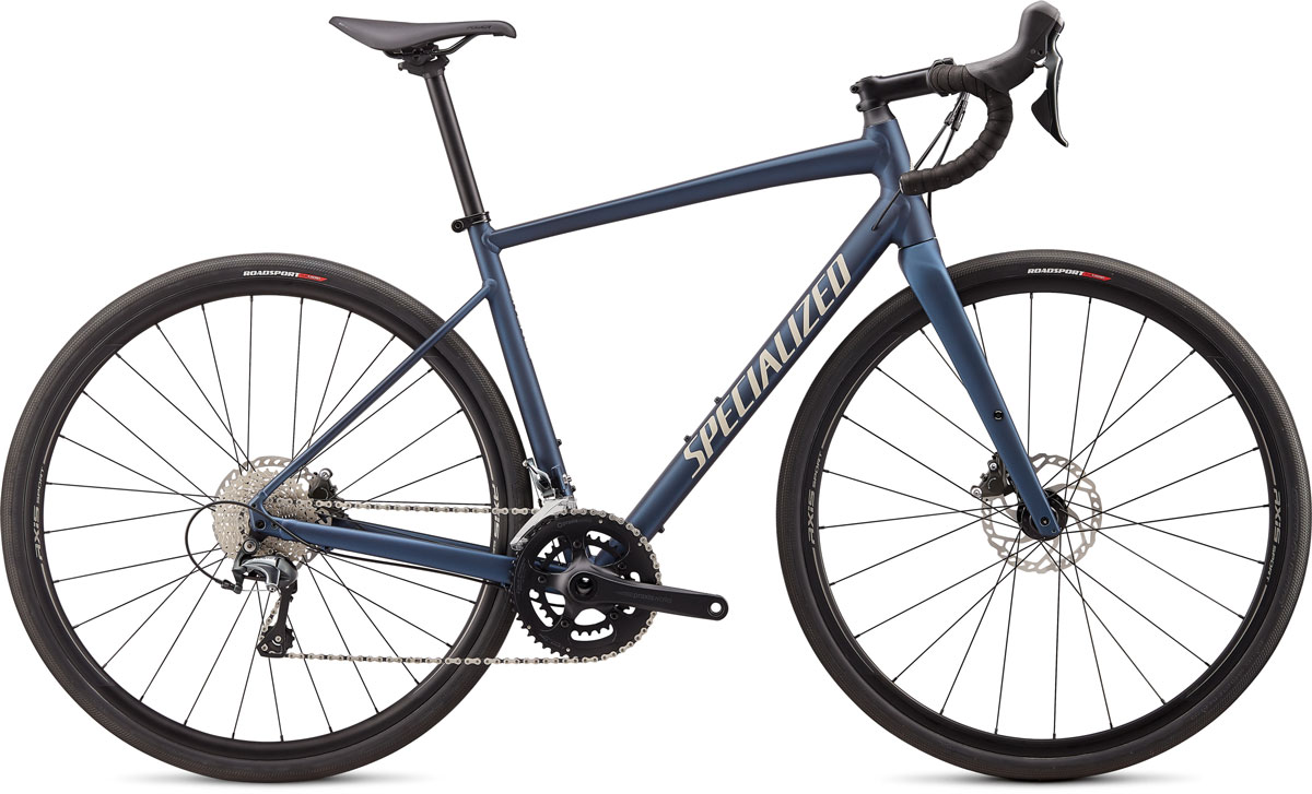 silniční kolo Specialized Diverge E5 Elite 2020 satin navy/white