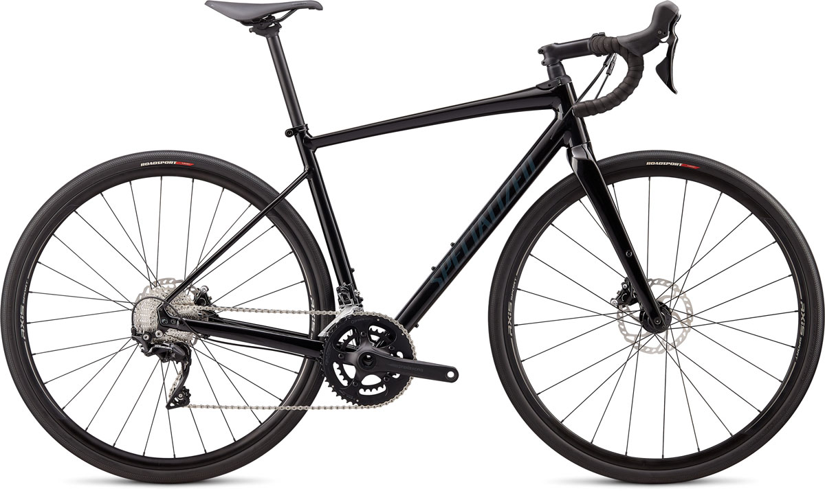 silniční kolo Specialized Diverge E5 Comp 2020 gloss black/gray