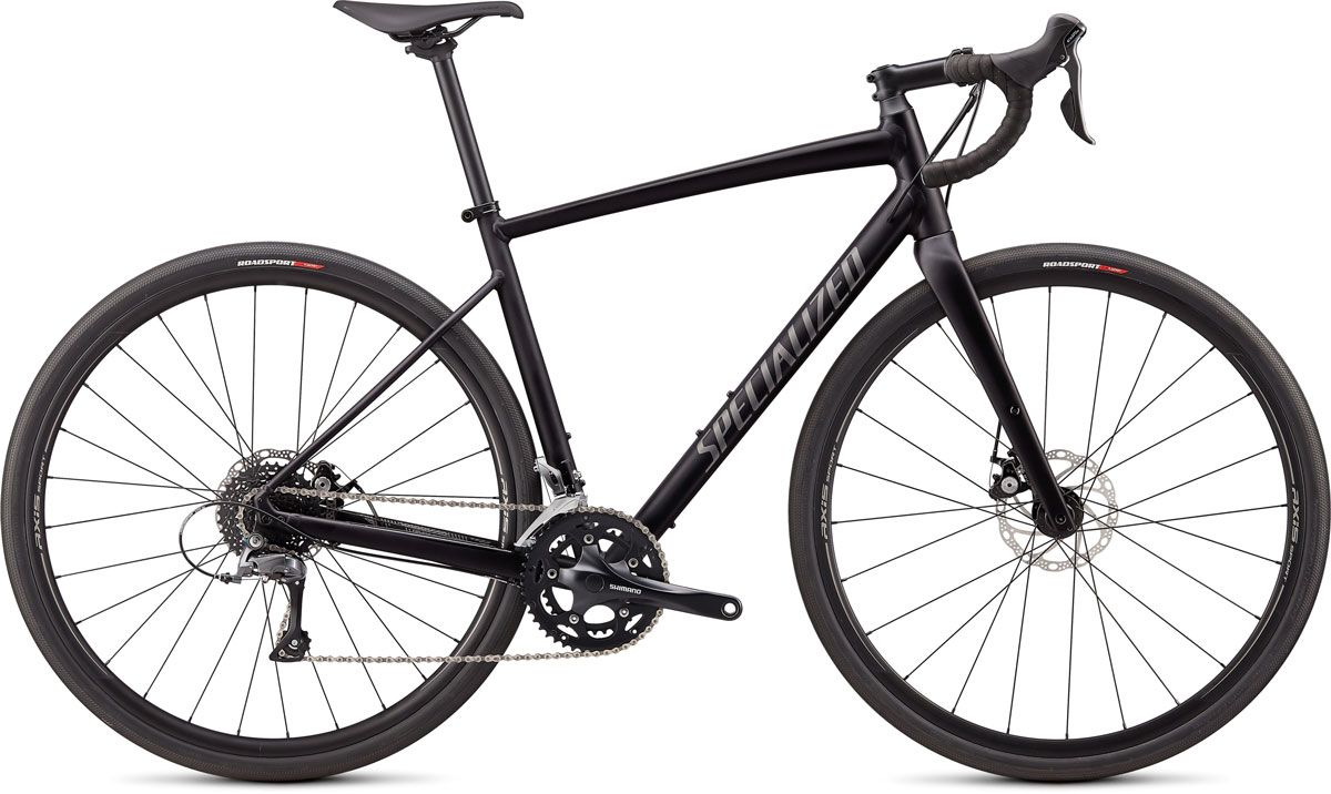 silniční kolo Specialized Diverge E5 2020 satin black/charcoal