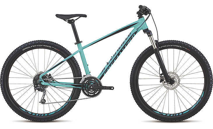 horské kolo Specialized Pitch Expert 650b 2018 gloss mint/black