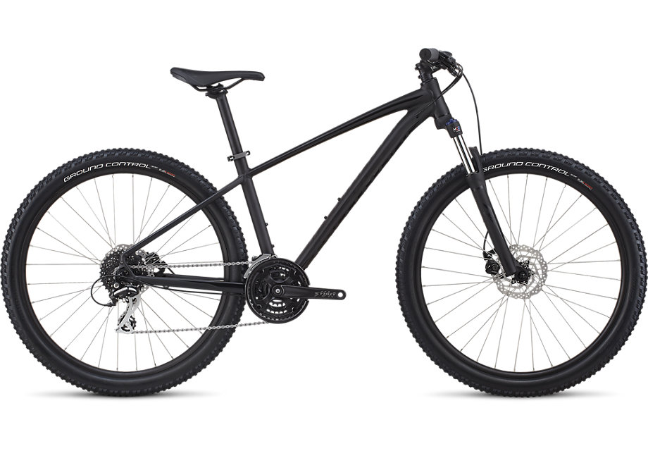 horské kolo Specialized Pitch Sport 650b 2018 satin gloss black/black