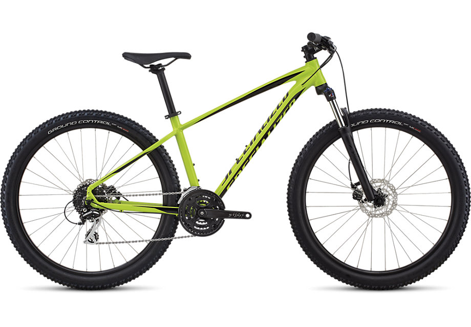 horské kolo Specialized Pitch Sport 650b 2018 gloss hyper/black