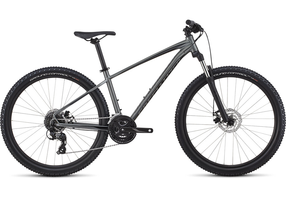 horské kolo Specialized Pitch 650b 2018 satin charcoal/black