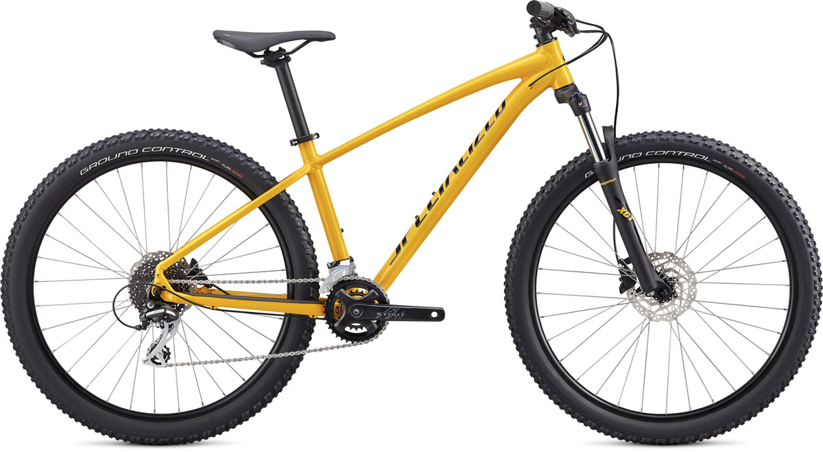 "horské kolo Specialized Pitch Sport 27,5"" 2020 gloss yellow/black"