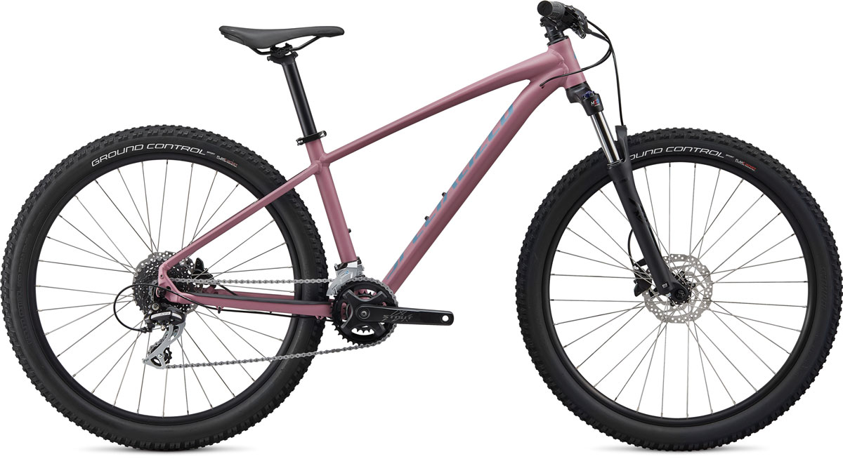 "horské kolo Specialized Pitch Sport 27,5"" 2020 satin dusty lilac/gray"