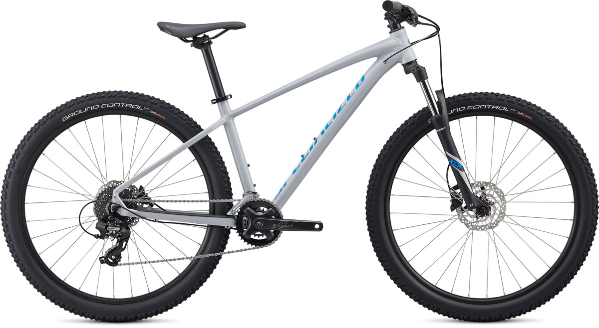 "horské kolo Specialized Pitch 27,5"" 2020 gloss gray/blue"