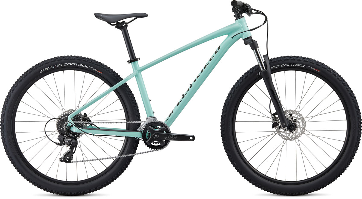 "horské kolo Specialized Pitch 27,5"" 2020 gloss mint/green"
