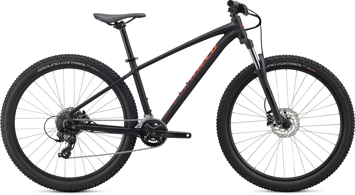 "horské kolo Specialized Pitch 27,5"" 2020 satin black/red"