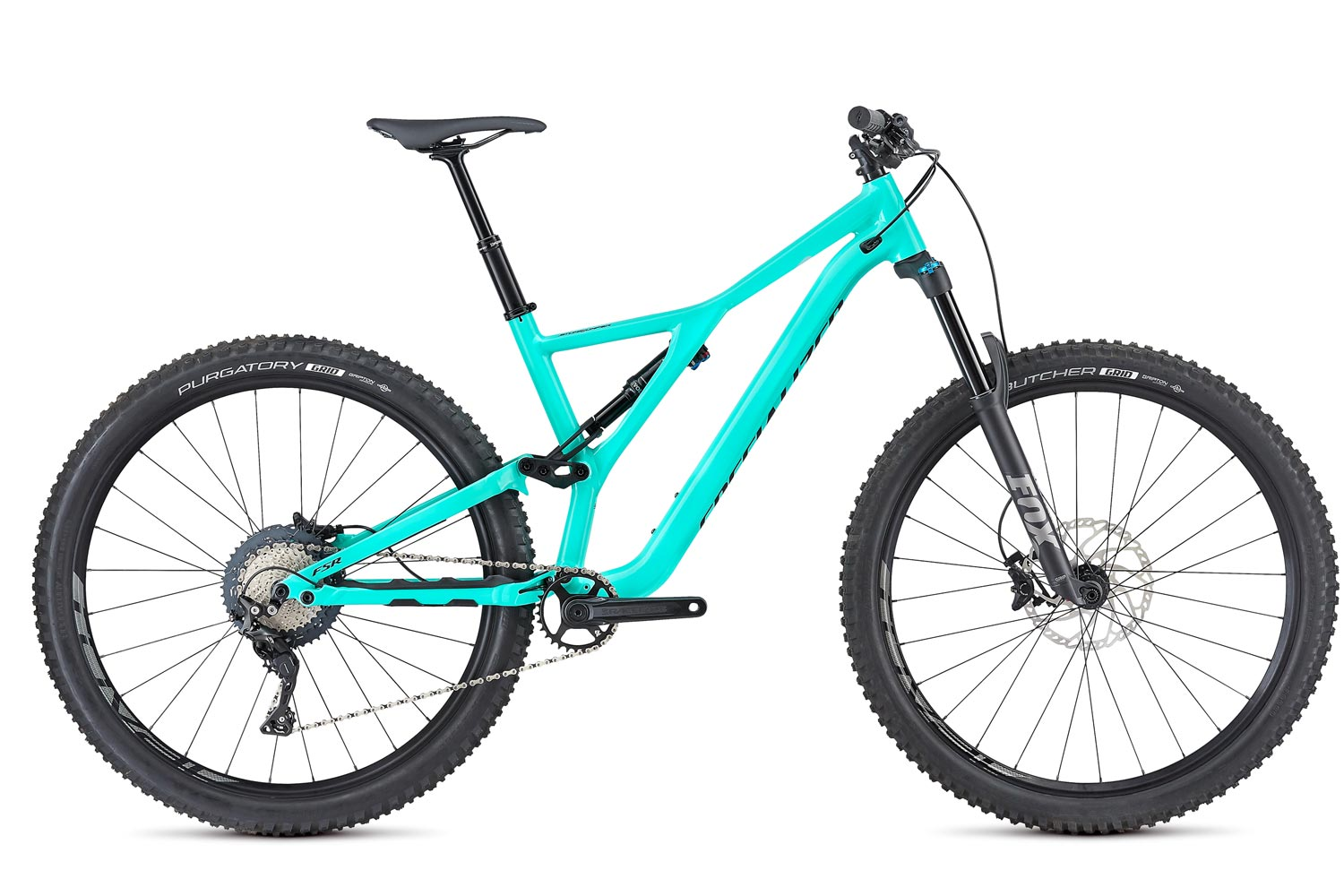 "horské kolo Specialized Stumpjumper FSR LT Comp 29"" 2019 gloss satin/acid/black"