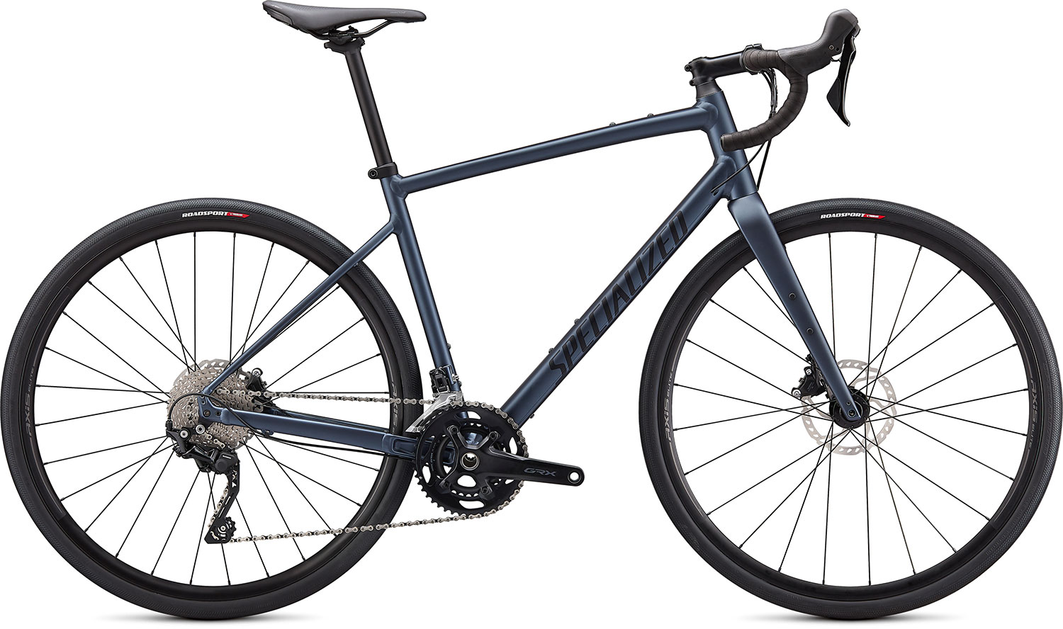 silniční kolo Specialized Diverge E5 Elite 2021 satin blue/ice blue