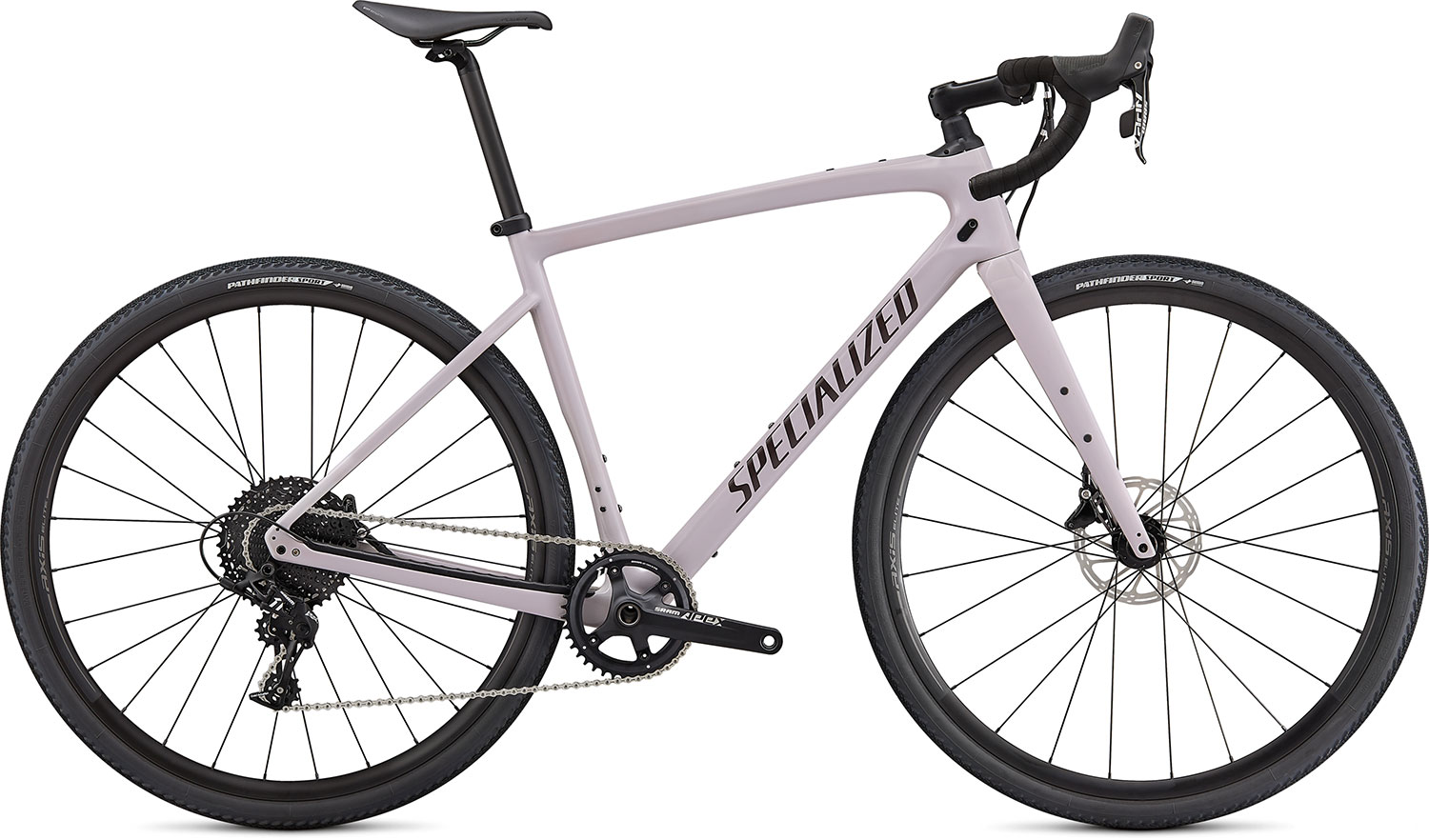 silniční kolo Specialized Diverge Carbon 2021 gloss clay/umber