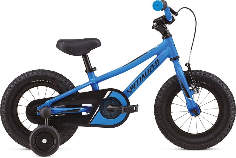 "dětské kolo Specialized Riprock Coaster 12"" 2020 blue/black/white"