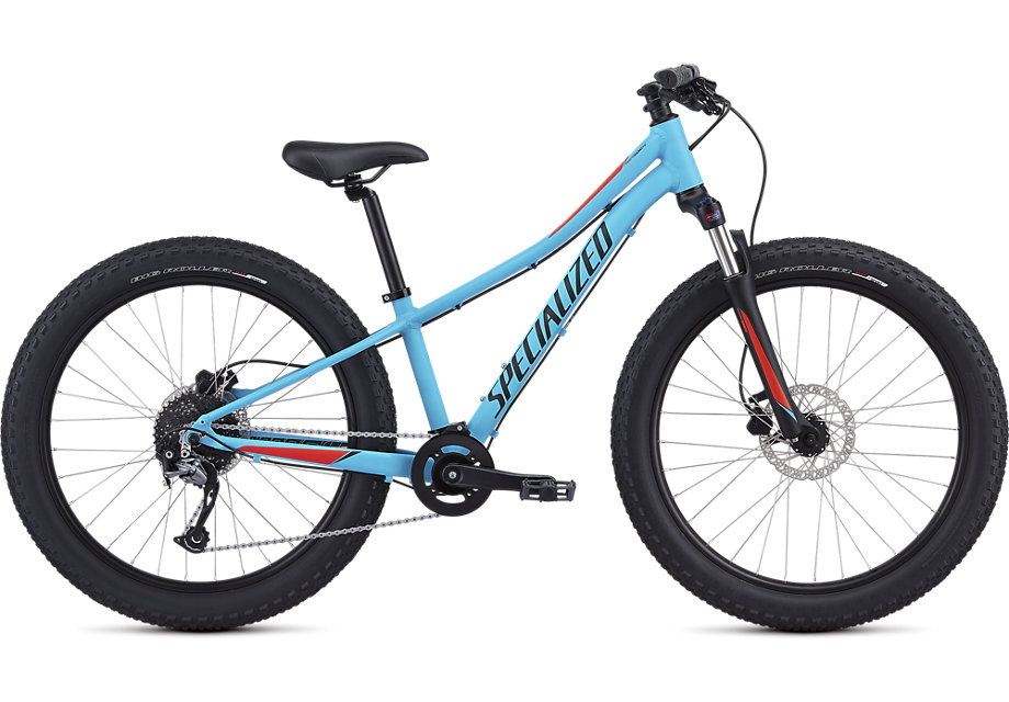 dětské kolo Specialized Riprock Comp 24 2019 satin blue/red