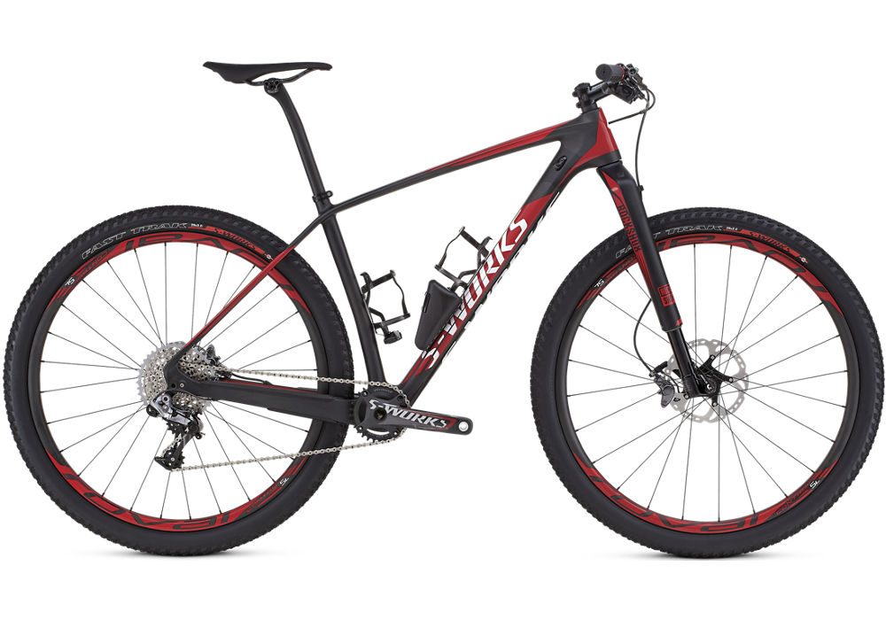 horské kolo Specialized S-Works Stumpjumper HT Carbon World Cup 29 2016 carbon/red/white