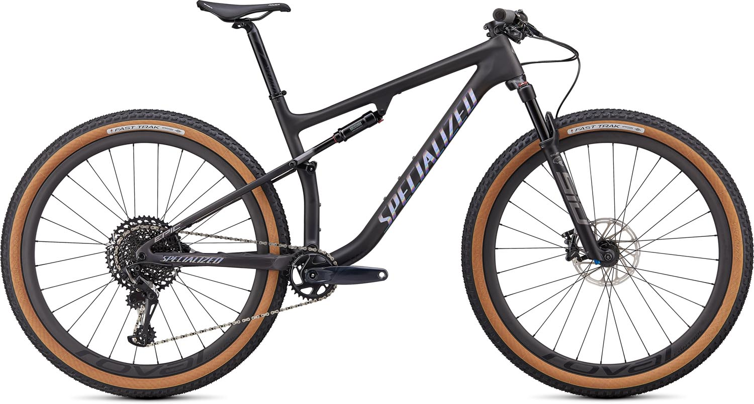 "horské kolo Specialized Epic Expert 29"" 2021 satin carbon/spectraflair"