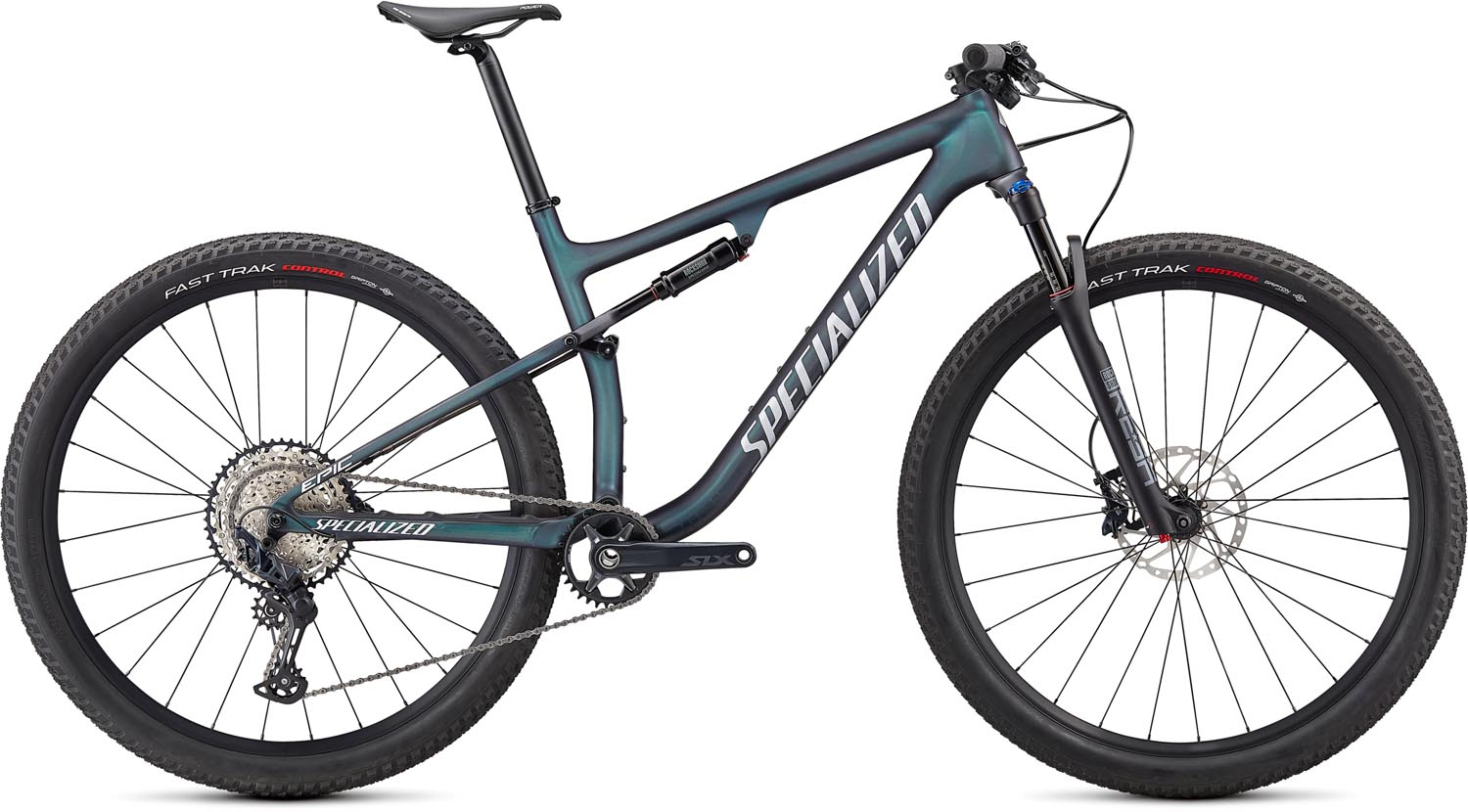 "horské kolo Specialized Epic Comp 29"" 2021 satin carbon/chameleon"