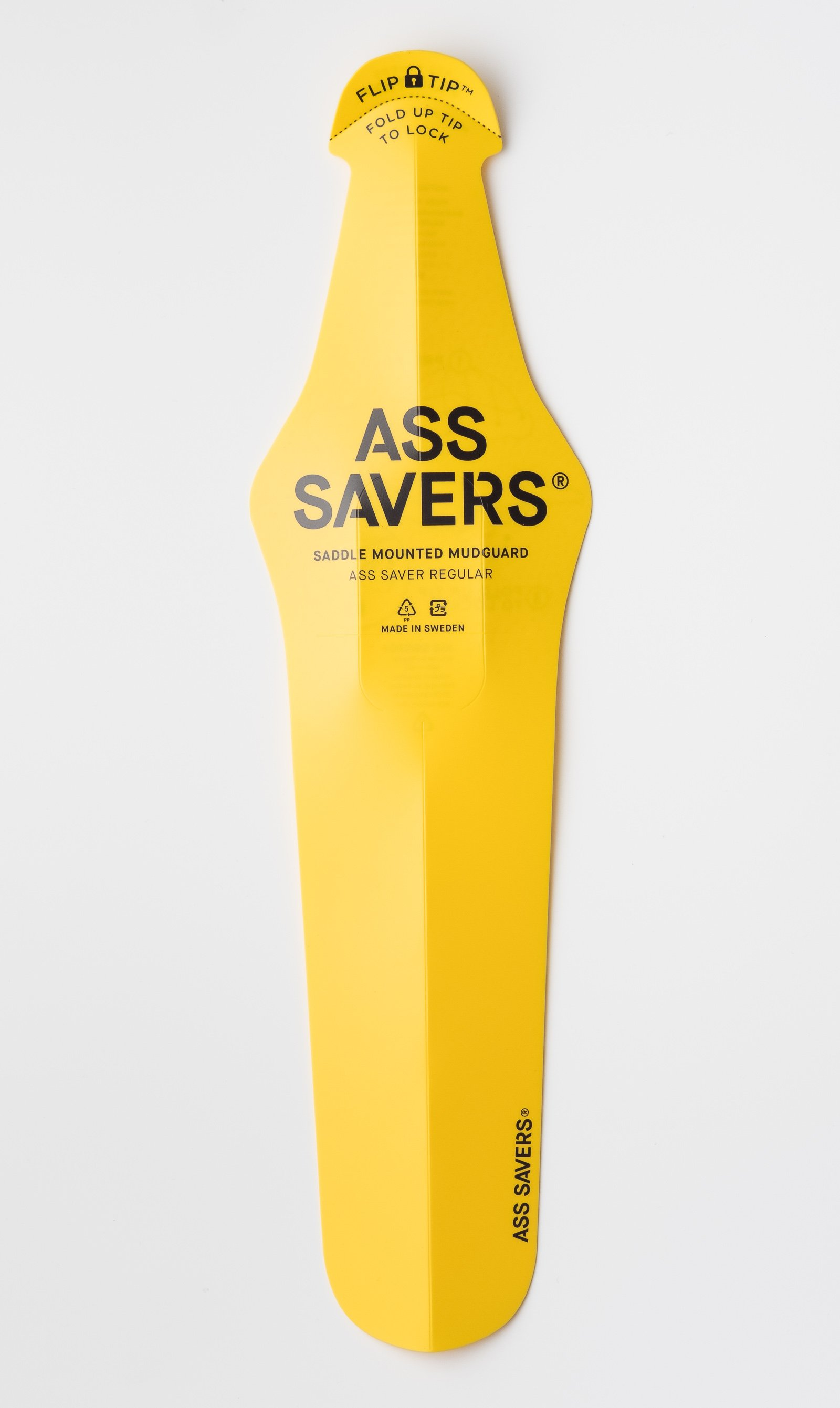 blatník zadní Ass Savers Regular yellow