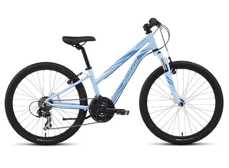 dětské kolo Specialized Hotrock 24 21speed Girl 2016 blue