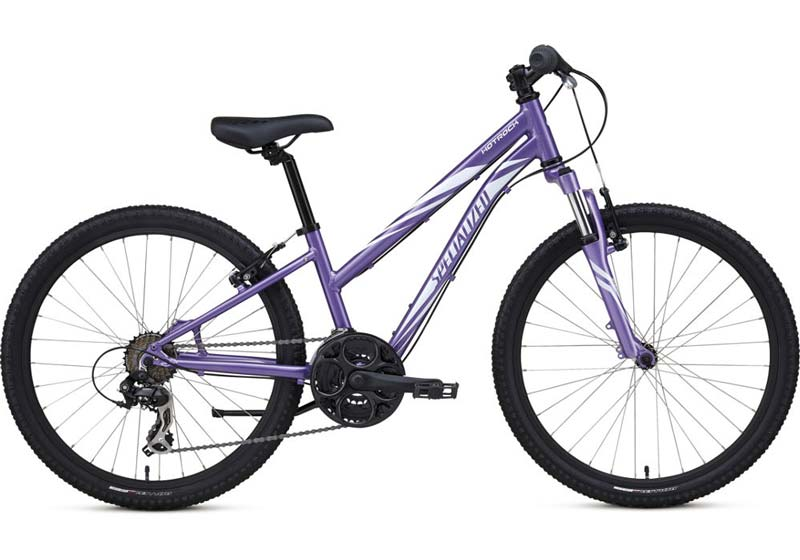dětské kolo Specialized Hotrock 24 21speed Girl 2016 purple/white