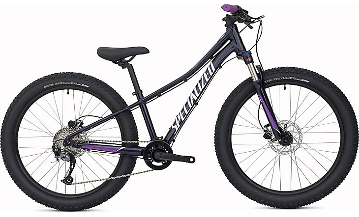 dětské kolo Specialized Riprock Comp 24 2018 blue/purple/silver/fuschia
