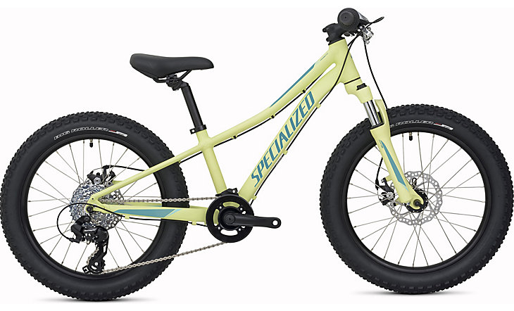 dětské kolo Specialized Riprock 20 powder green/turquoise/turquoise