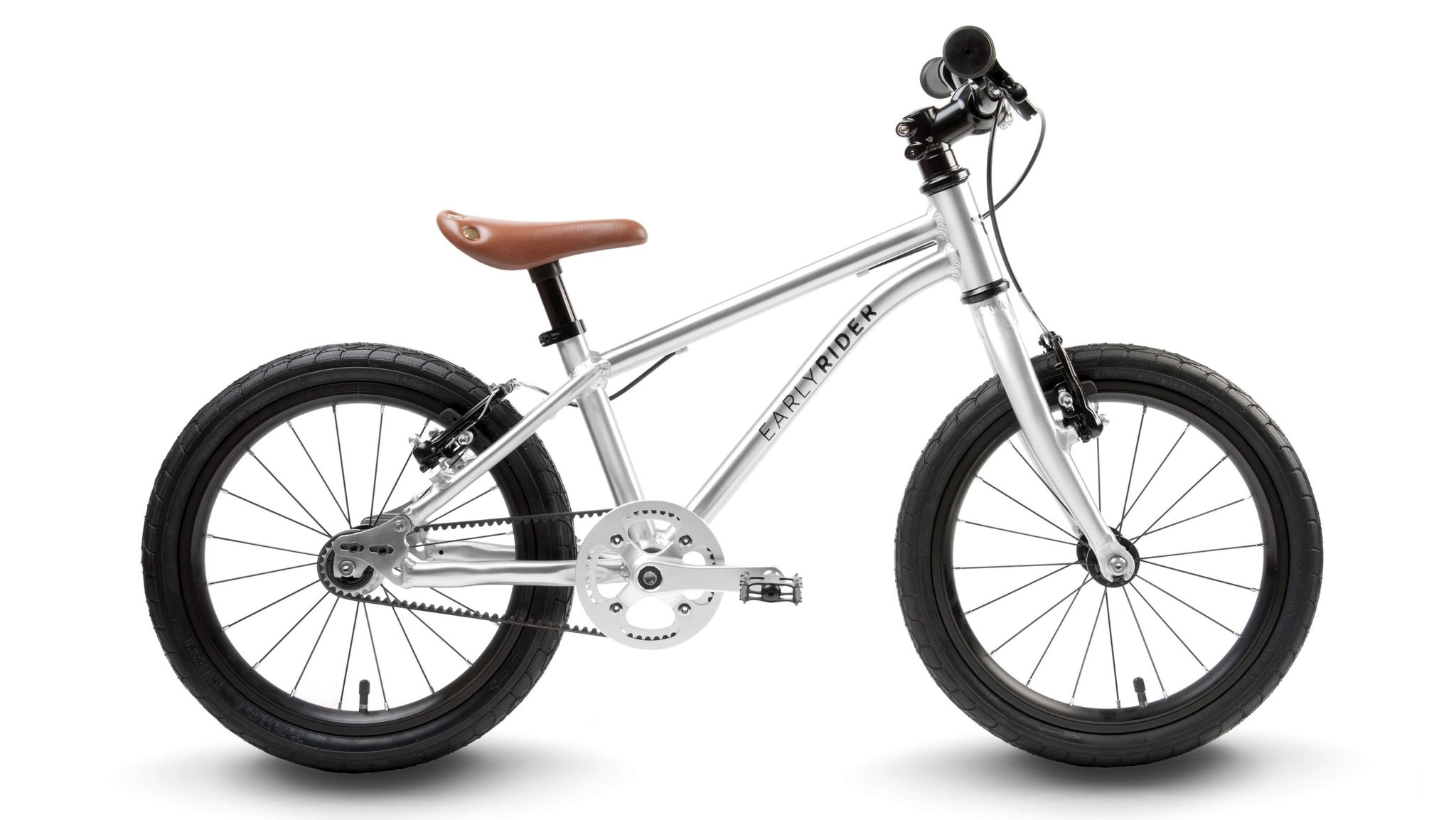 "dětské kolo Early Rider  Belter Urban 16 B-U16 Kinderrad 16"" 2019 brushed aluminum"