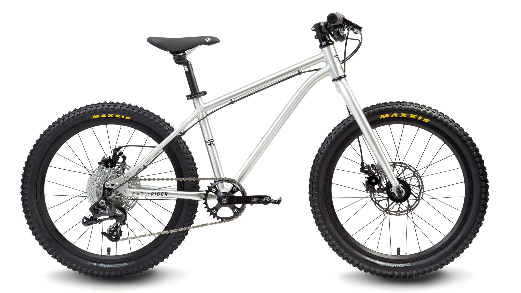 "dětské kolo Early Rider Hellion Trail 20"" H-T20 Kinderrad 20"" 2019 brushed aluminum"