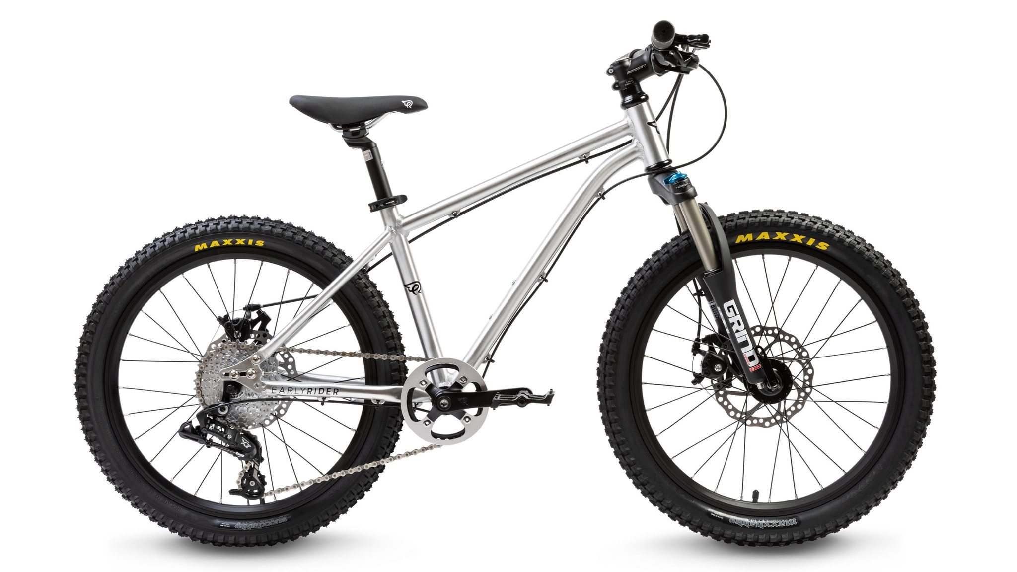 "dětské kolo Early Rider Hellion Trail 20"" Hardtail H-T20HT Kinderrad 20"" 2019 brushed aluminum"
