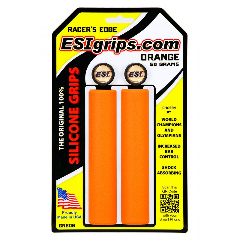 gripy ESI Racers Edge orange