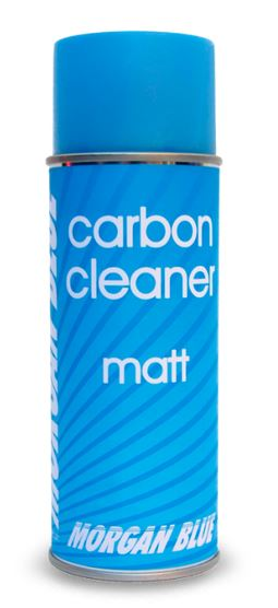 sprej Morgan Blue Carbon Cleaner 400 ml matt frame