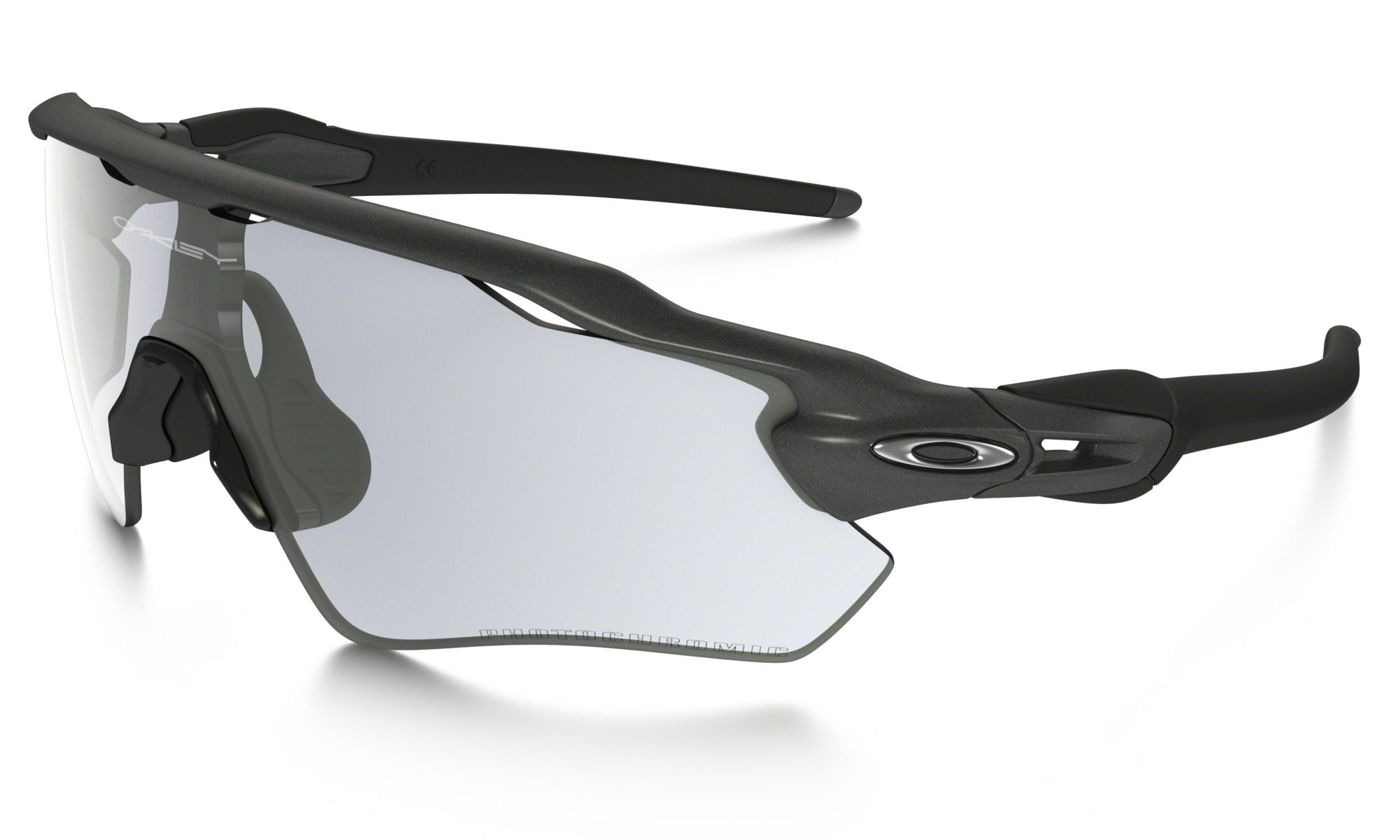 brýle Oakley Radar EV Path steel/clear black Iridium Photochromic