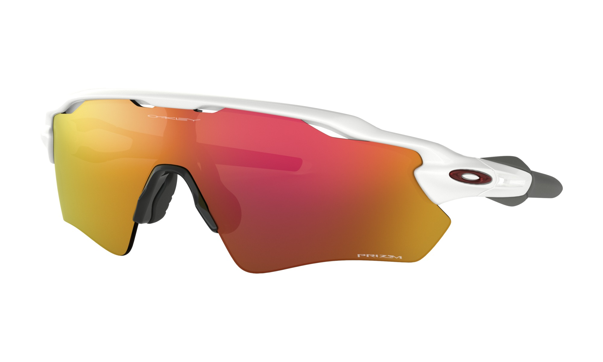 brýle Oakley Radar EV Path polished white/Prizm Ruby