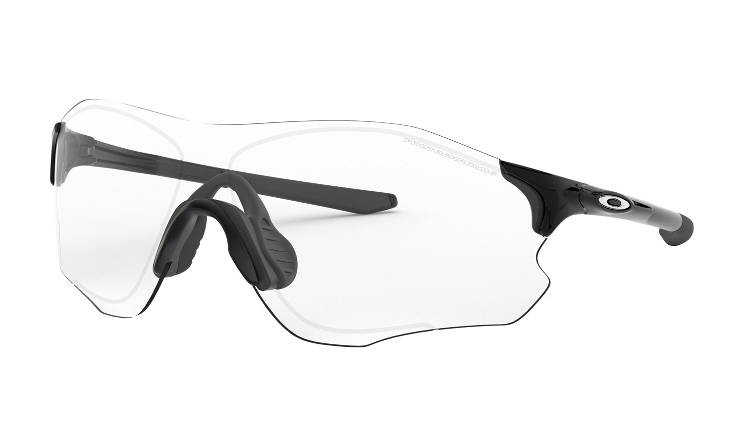 brýle Oakley EVZero Path polished black/Photochromic